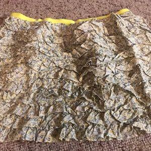 J Crew summer skirt